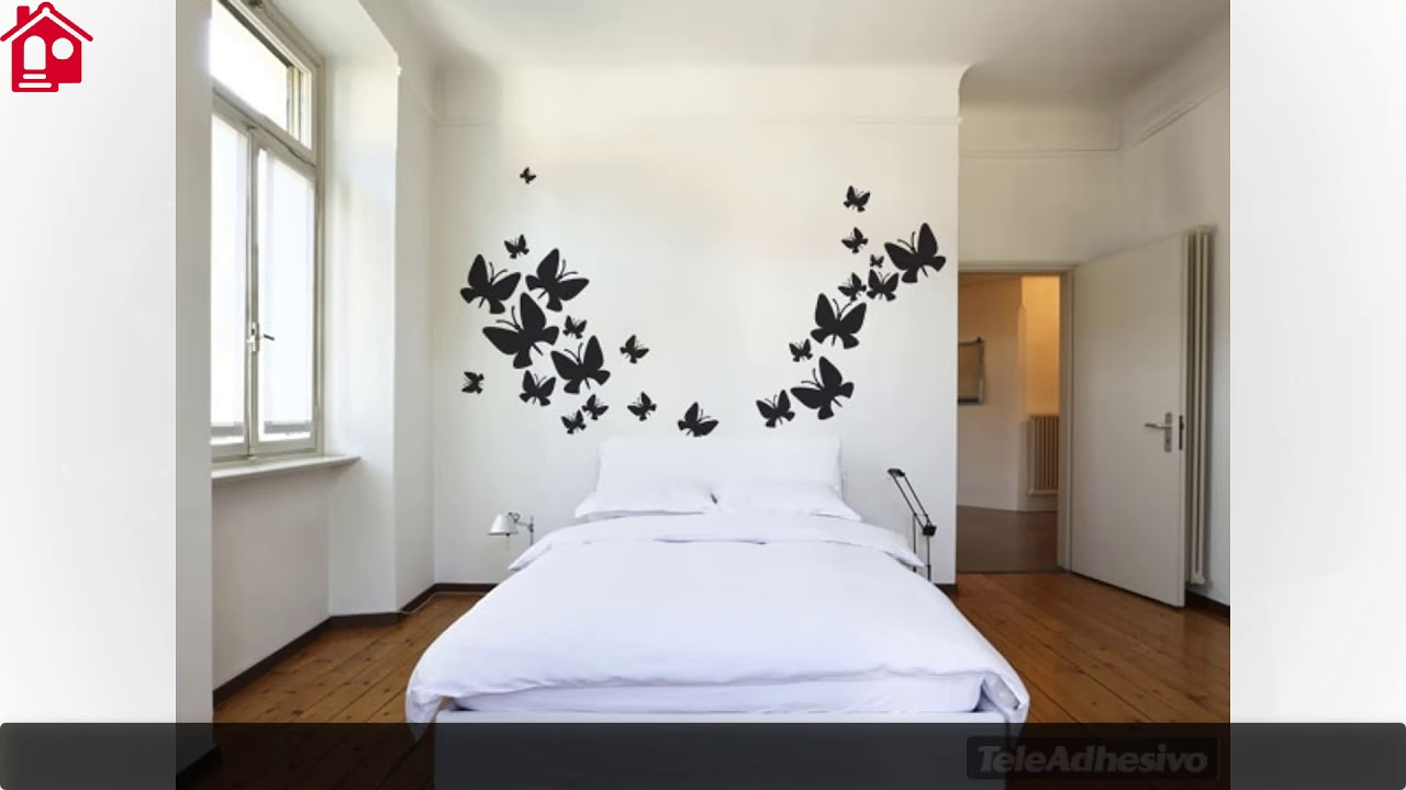 Mariposa 3d pegatinas de pared decoraci n para el hogar - Mariposas decoracion pared ...
