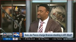 Baixar NFL Total Access 2/13/2019 - Does Joe Flacco change Broncos standing in AFC West?