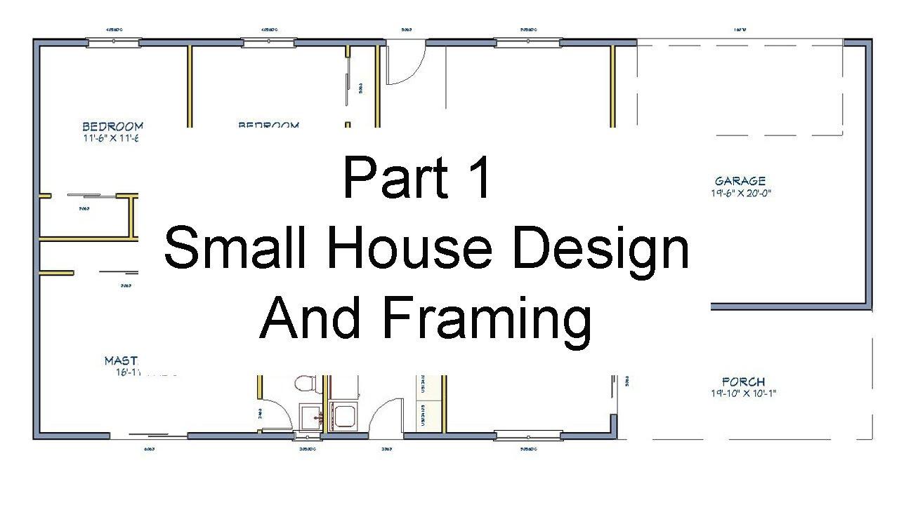 Part 1 - Floor Plan Measurements