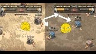 Th9 v/s Th12|Live attack in war|
