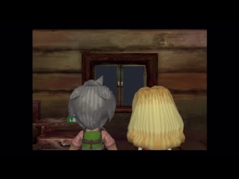 Harvest Moon: A Wonderful Life Ending PS4 (w/ Muffy)