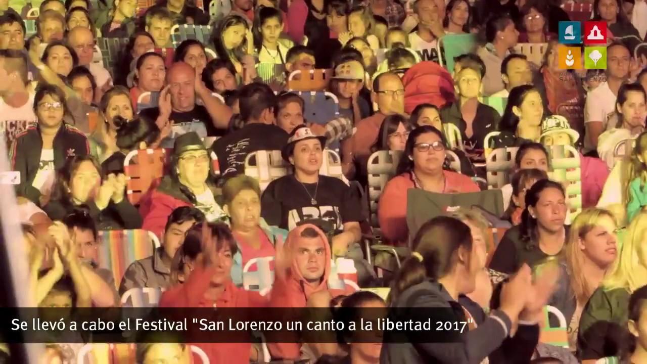 RESUMEN ANIVERSARIO DE SAN LORENZO 2017
