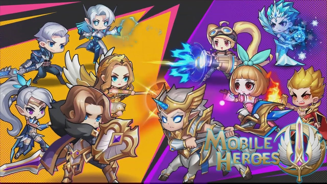 61 Gambar Hero Mobile Legends Kartun HD Terbaik