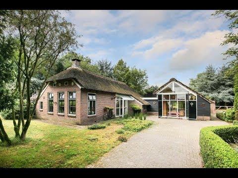 Woonboerderij Drenthe Hooijersteeg 3 Koekange