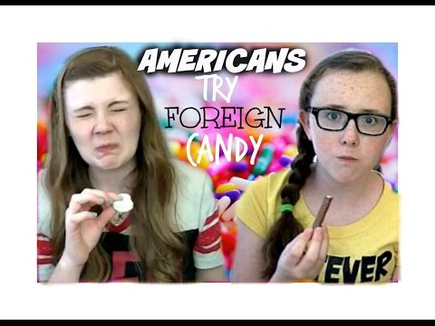 Americans Try Scottish Candy!