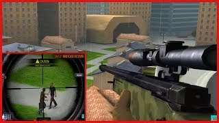AWM Sniper 3D Gun Shooter: Free Elite Shooting Games - Gameplay Walkthrough EP-7