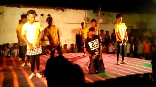 black spider dance crew bargarh