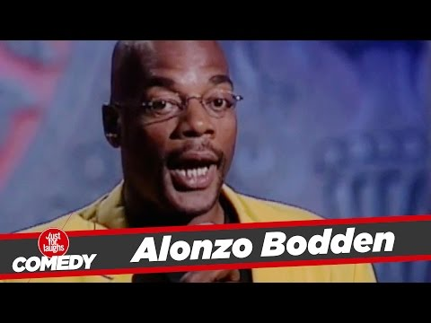 Alonzo Bodden Stand Up  - 1999