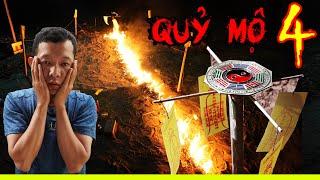 Quỷ Mộ - Phần 4: Nụ Cười Của Cha - Hạnh Phúc Trên Thiên Đường | Phim Ngắn | Ku Khoa Vlog