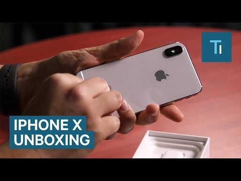 Download Youtube: Unboxing the iPhone X: Here's everything inside and what you'll need to get