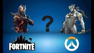 Fortnite Copying Overwatch Skins!?