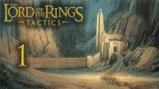The Lord of the Rings: Tactics [PSP] - 60fps - Part 1