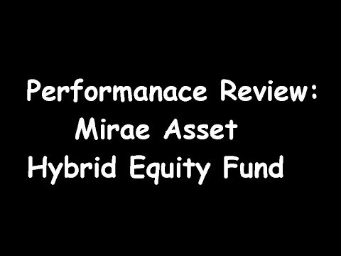 Mirae Asset Hybrid Equity Fund - Performance Review