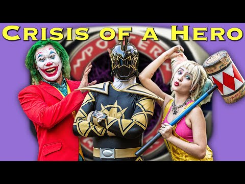 Crisis of a Hero Part Two [FAN FILM] *Black Ranger vs. Harley Quinn* from YouTube · Duration:  6 minutes 46 seconds