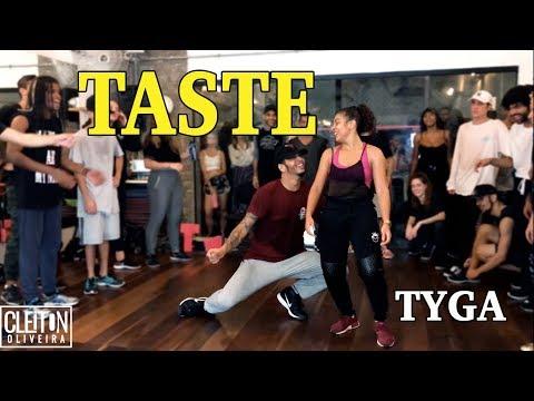 Taste - Taste ft Offset COREOGRAFIA Cleiton Oira  IG: CLEITONRIOSWAG