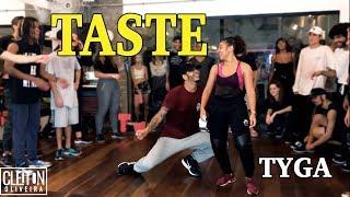 Taste - Taste ft. Offset (COREOGRAFIA) Cleiton Oliveira / IG: @CLEITONRIOSWAG