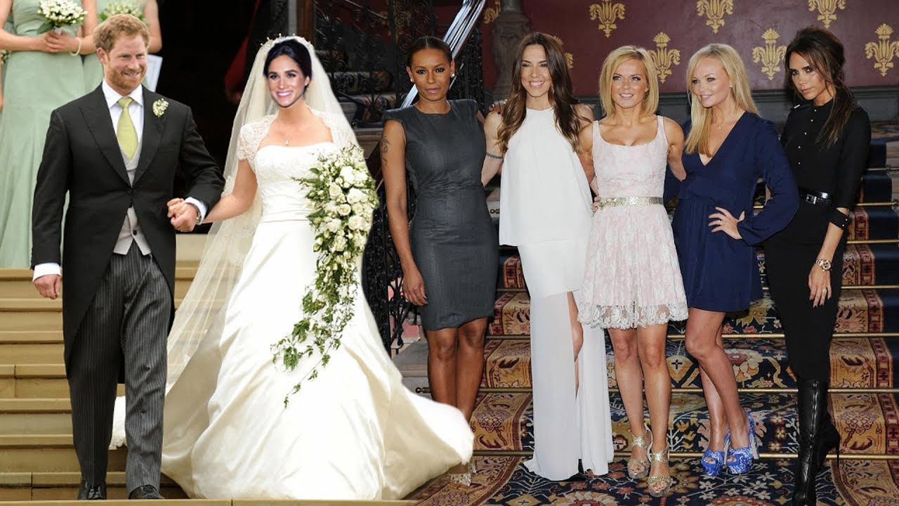 Prince Harry Wedding.Geri Horner Wants Spice Girls Reunion At Prince Harry S Wedding