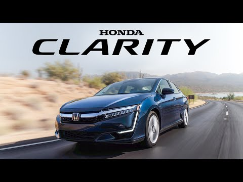 2018 Honda Clarity Plug in Hybrid Review - The Future is Now?