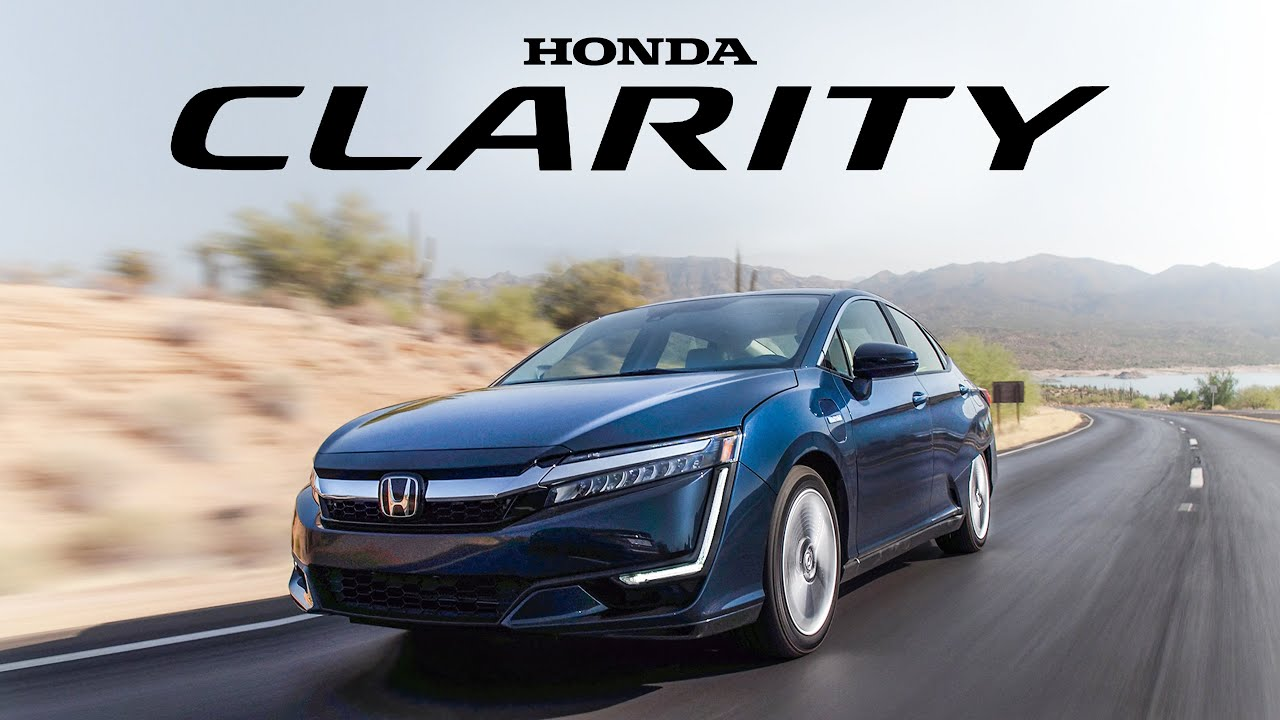 2018 Honda Clarity Plug In Hybrid Review The Future Is Now