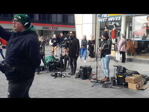 keywest -  track 2 (30.09.2018) , street band , live music, liverpool. New best music