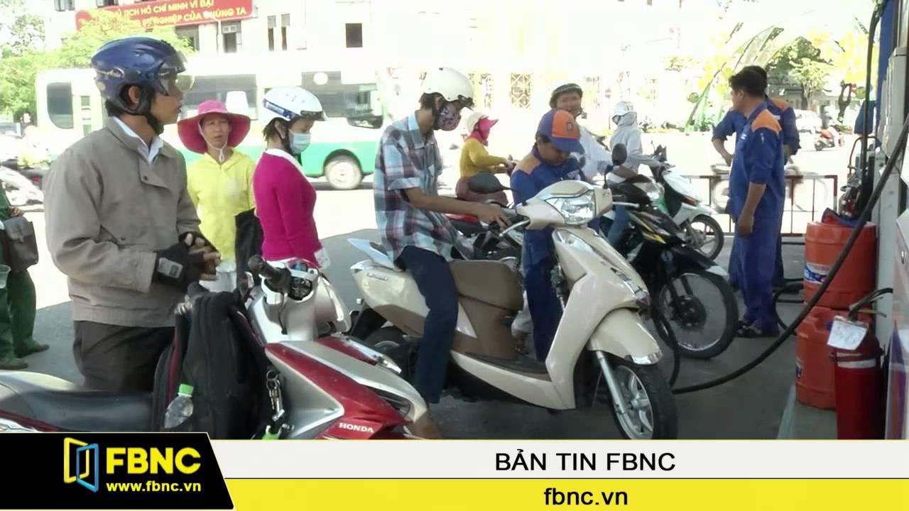 FBNC – Hôm nay, giá xăng giảm tiếp gần 800 đồng