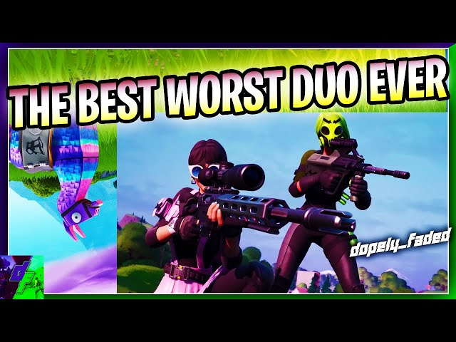 🔴The BEST WORST Duo in the History of Fortnite | IGN