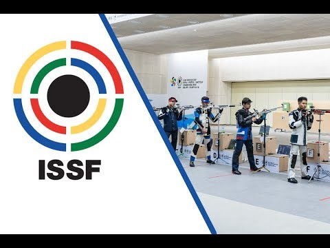 10m Air Rifle Men - 2018 ISSF World Cup Stage 2 in Changwon (KOR)