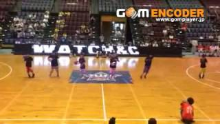 WATCH&C ELITE GAME 2015@アクシオン福岡(2015.6.27)by B-BUGJr.(from sports Club ACE)