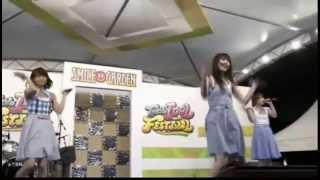 Negative girls IDOL bakari kikanaide Triple! WONDERLAND Festival de...