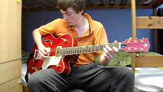 Tennessee Rag - Chet Atkins Cover