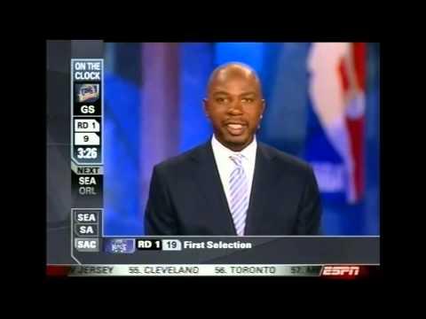 2006 NBA Draft - Pick #8: Rudy Gay