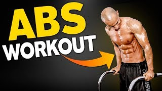 BODYWEIGHT ABS WORKOUT - FOĻLOW ALONG ROUTINE
