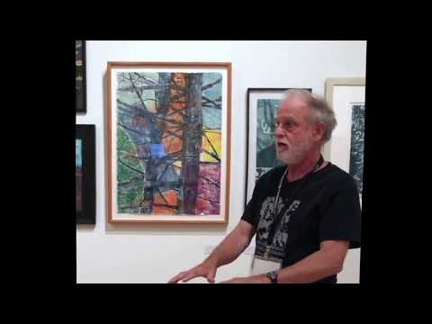 Members Exhibition Artist Talks 7-29-17