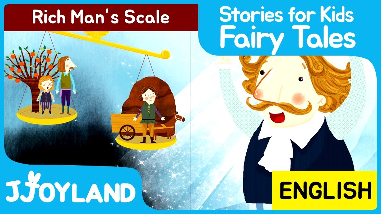 Rich Man's Scale l 부자의 저울   English Bedtime Stories   Stories for Kids   Fairy Tales