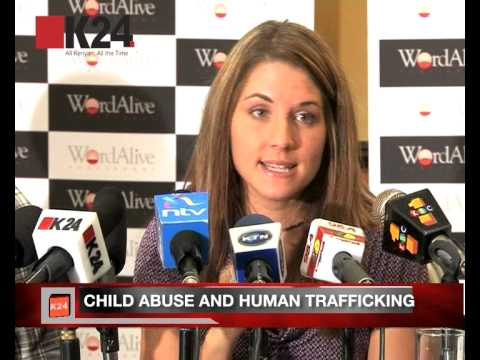 Child abuse and human trafficking - YouTube