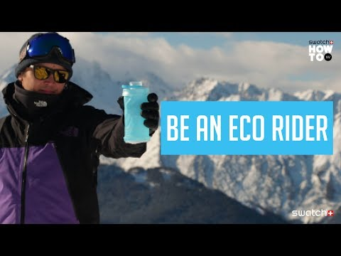 HOW TO BE AN ECO RIDER with Xavier De Le Rue | HOW TO XV
