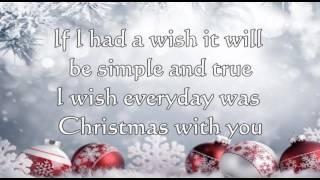 If Everyday Was Christmas by Cruz Beckham (Lyrics Video)