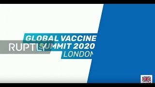 LIVE: Boris Johnson and Bill Gates hold keynote speeches at Virtual World Vaccine Summit