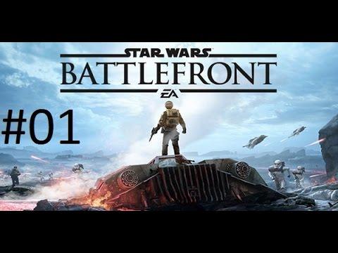 Star Wars Anfang
