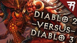 David Brevik: Diablo 3 vs. Diablo 2 and Path of Exile (D2 Lead Dev)