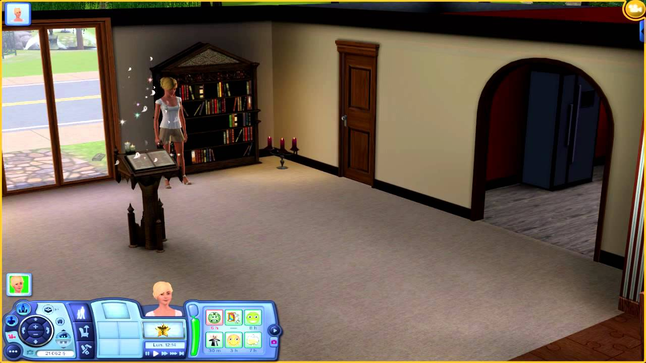 Spellbook and Stand by davinity76 - The Exchange - Community - The Sims 3