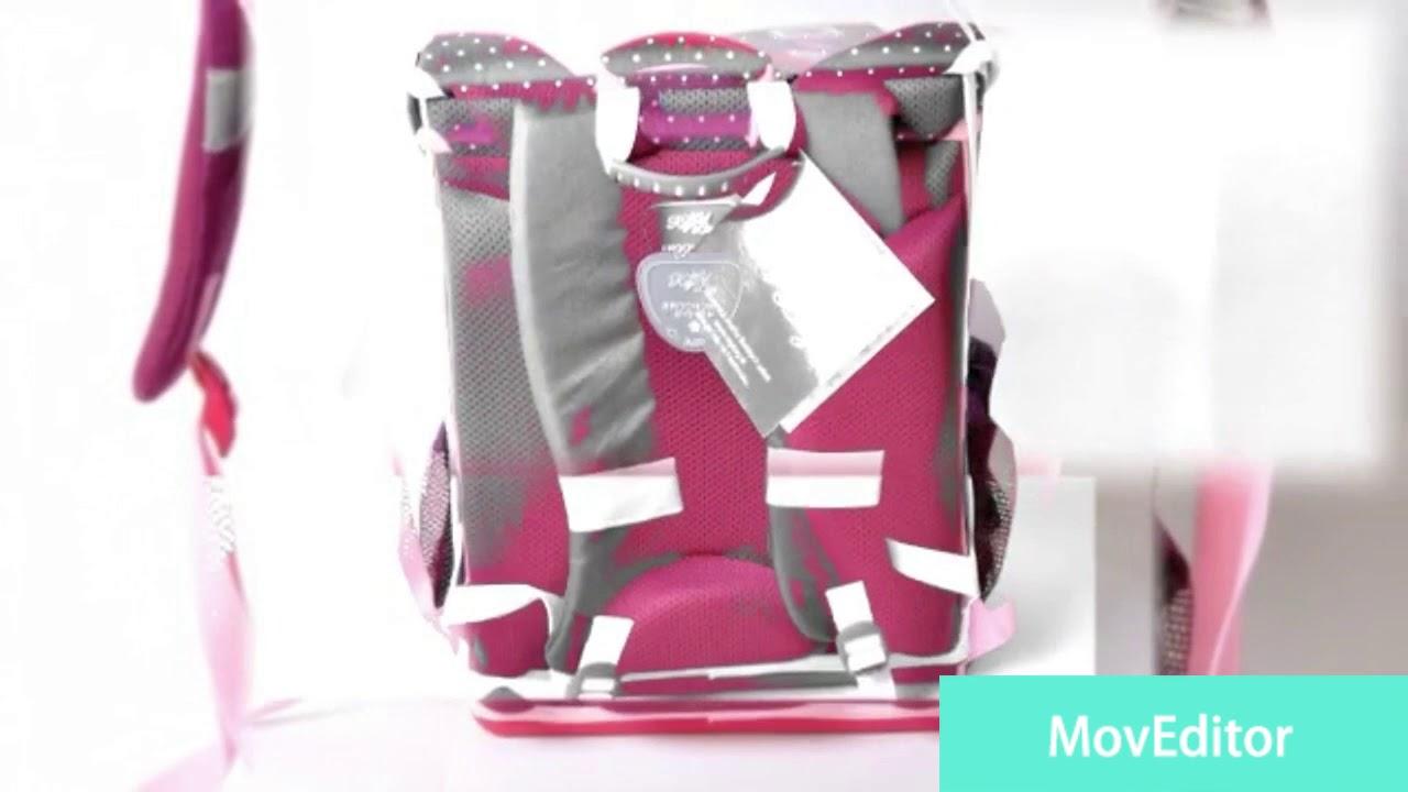 6bcc7bdc02 Kompaktná školská taška ReyBag Hello Friend - YouTube
