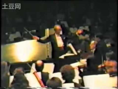 An-lun Huang's Piano Concerto #1 Canada premiere - conducted by Feli Huang