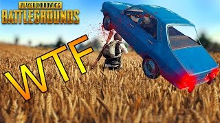 PlayerUnknown's Battlegrounds - Funny and WTF Moments Ep. 2