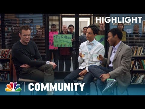 The First Troy And Abed In The Morning - Community (Episode Highlight)