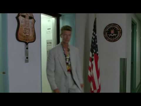 Twin Peaks: Fire Walk With Me (1992) - David Bowie as Agent Jefferies - David Lynch