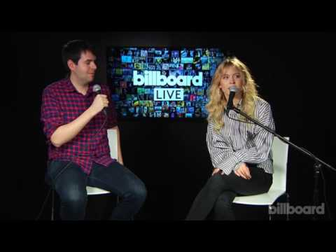 Zara Larsson on Billboard Live - Facebook Live (20/03/17)