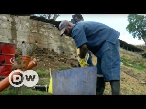 Grenada: Biogas made in jail | DW English