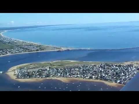 Flying/taking off from Plum Island Airport 2B2 to Portsmouth International Airport at Pease KPSM