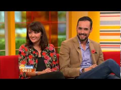 Jasmyn Banks & Steve John Shepherd Interview || Daybreak || 1st November 2013